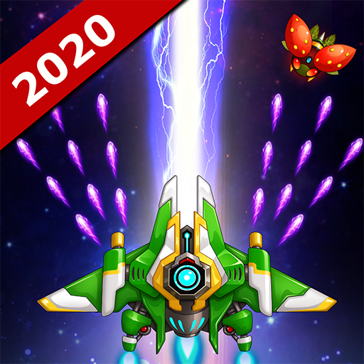 Galaxy Invader: Space Shooting 2020 1.72 (Mod Unlimited Crystals)
