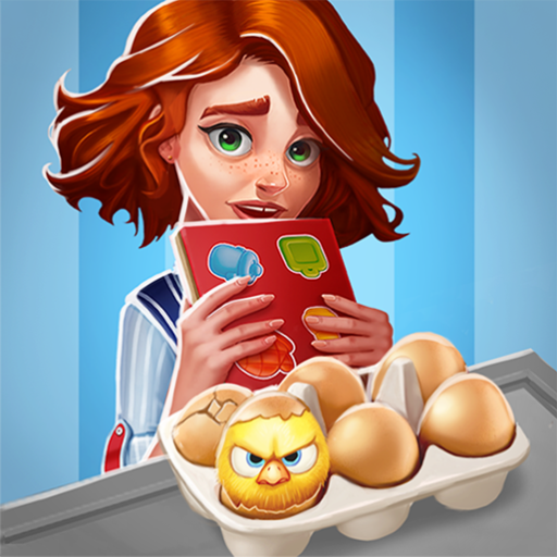 Grand Cafe Story-New Puzzle Match-3 Game 2021 2.0.27  (Mod Unlimited Money)
