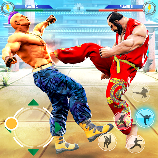 Gym Fighting Trainer: Boxing Karate Fighting Games  (Mod Unlimited Money) 1.3