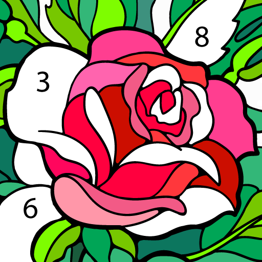 Happy Color™ – Color by Number. Coloring games. 2.9.10  (Mod Unlimited Money)