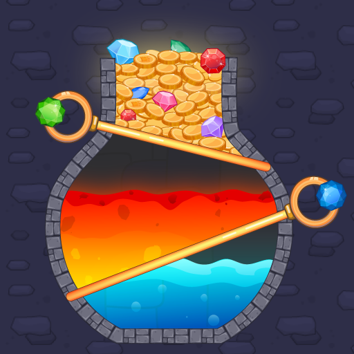How To Loot: Pull The Pin & Rescue Princess Puzzle 1.4.4 (Mod Unlimited Money)