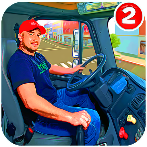 In Truck Driving 2: Euro new Truck 2020  (Mod Unlimited Money) 1.6
