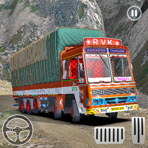 Indian Truck Cargo Game 2021 : New Truck Games  (Mod Unlimited Money)