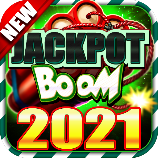 Jackpot Boom Free Slots : Spin Vegas Casino Games 6.1.0.20  (Mod Coin Package)