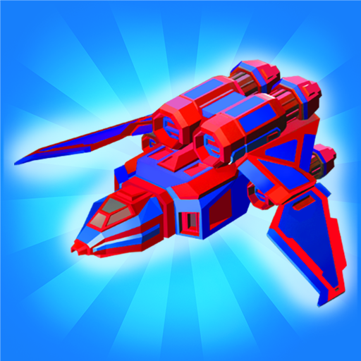 Merge Space Ships: Cyber Future Merger 3D 2.0.18 (Mod Unlimited Money)