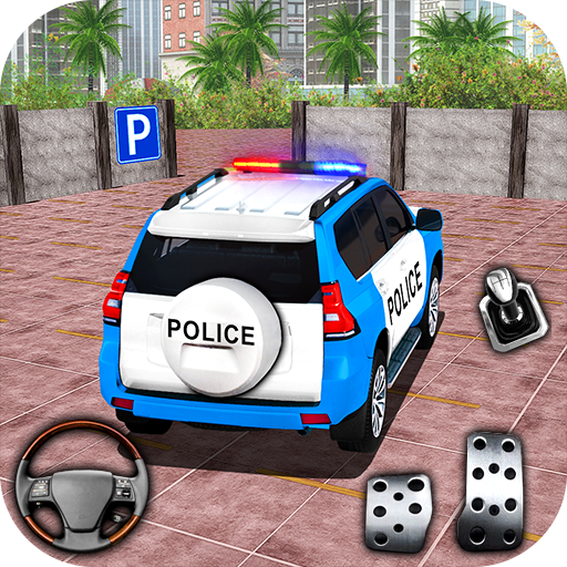Police Spooky Jeep Parking Simulator – Car Driving 1.4 (Mod Unlimited Money)