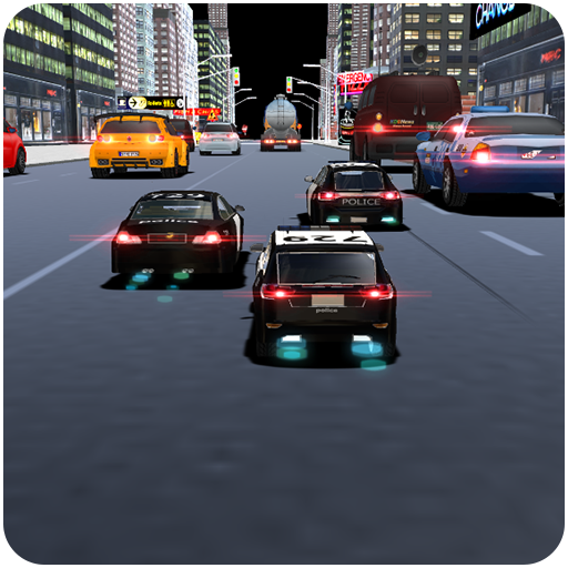 RC City Police Heavy Traffic Racer  (Mod Unlimited Money) 1.0.0