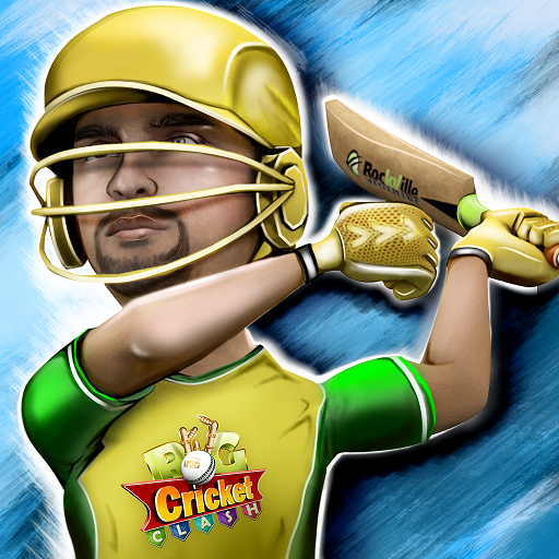 RVG Cricket Clash Multiplayer New Cricket Game  (Mod Unlimited Money) 2.0