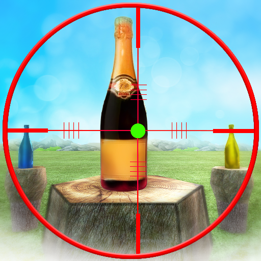 Real Bottle Shooting  (Mod Unlimited Money) 1.0.13