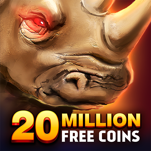 Rhino Fever: Free Slots & Hollywood Casino Games 1.55.2 (Mod Unlimited Money)