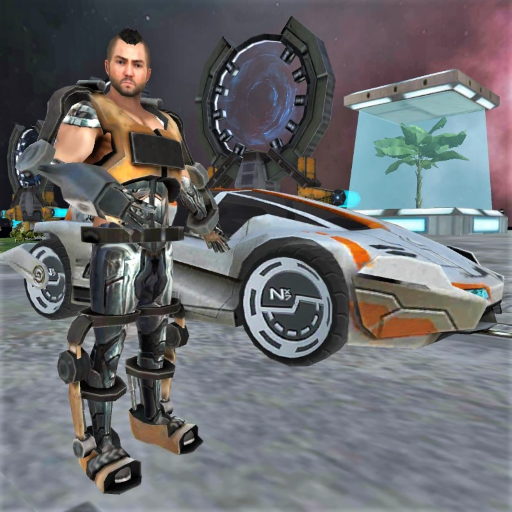 Space Gangster 2 2.4.3 (Mod Unlimited Money)
