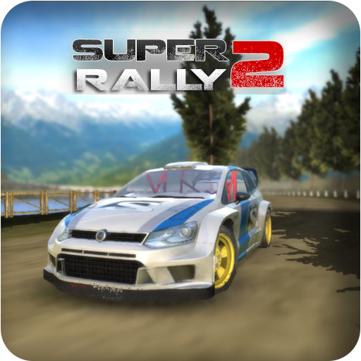 Super Rally 2 : Rally Racer LITE 1.2.5  (Mod Unlimited Money)