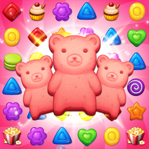 Sweet Candy POP: Cookie Crush 1.3.0 (Mod Unlimited Money)