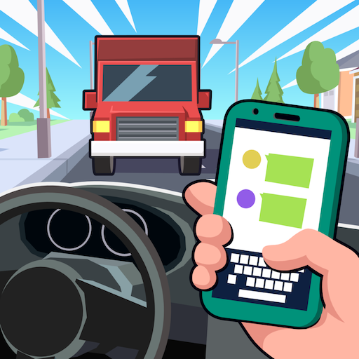 Text And Drive! 1.2.3  (Mod Unlimited Money)