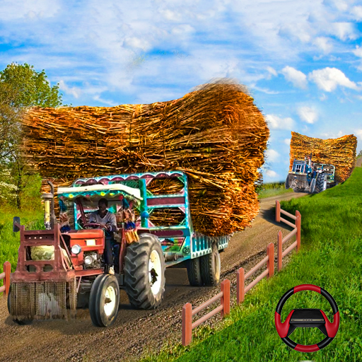 Tractor Trolley Driving Farming Simulator 3D Games 1.1.5 (Mod Unlimited Money)