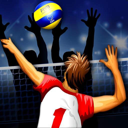 Volleyball Championship 2.00.35 (Mod Unlimited course)