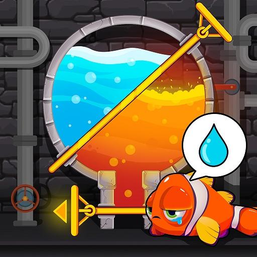 Water Puzzle – Fish Rescue & Pull The Pin 1.0.30  (Mod Unlimited Money)