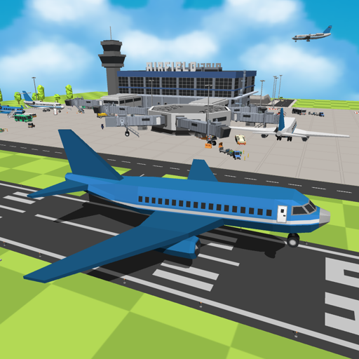 Airfield Tycoon Clicker Game 2.0.2 (Mod Unlimited Gems)