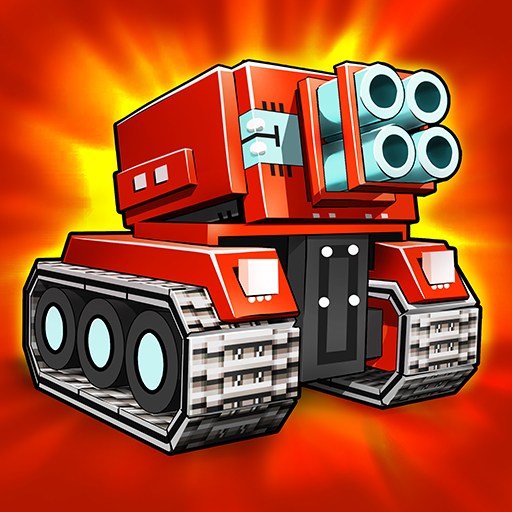 Blocky Cars 7.7.0 (Mod Unlimited Gold)