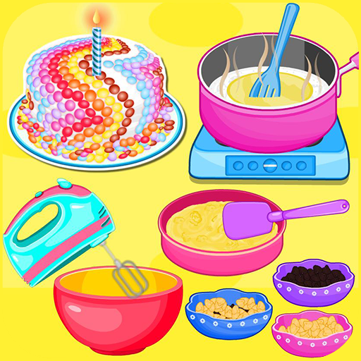 Candy Cake Maker 9.0.641  (MOD, Unlimited Subscription)