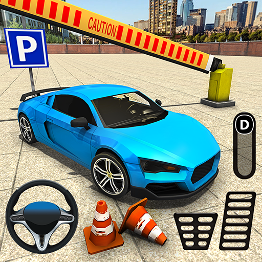 Car Parking Driver Test: Multistory Driving Mania 1.8 (Mod)