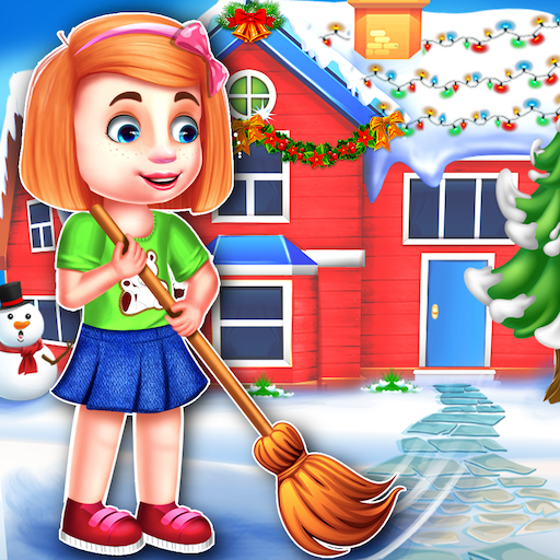 Christmas House Cleaning Game v1.0.5(Mod Unlimited Money)