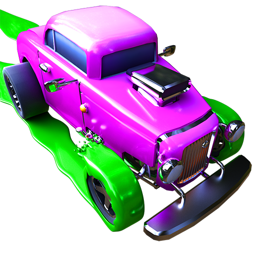 Color Cars – Extreme Flippy World Town Madness 3D 1.0.3 (Mod Unlimited Money)
