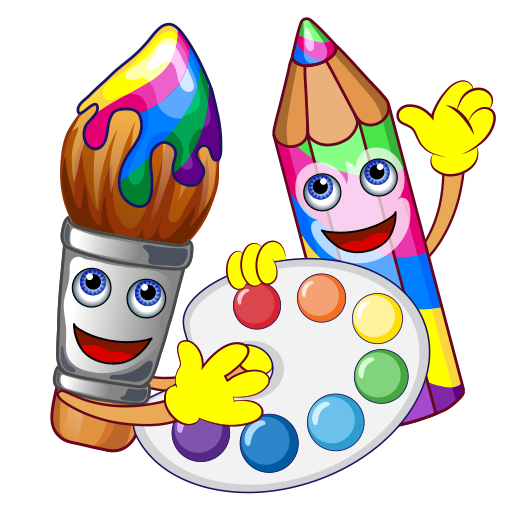 Coloring pages 1.4.3  (Mod Unlimited Money)