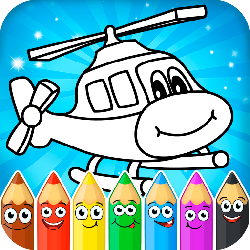 Coloring pages for children 1.2.9 (Mod)