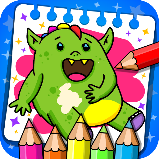 Fantasy – Coloring Book & Games for Kids 1.22  (Mod Unlimited Money)