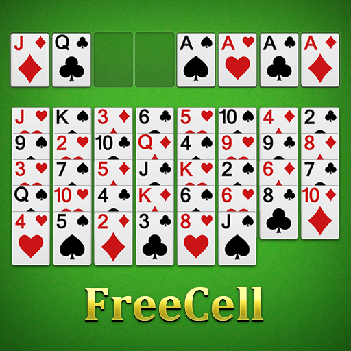 FreeCell Solitaire Varies with device (Mod Unlimited Premium)