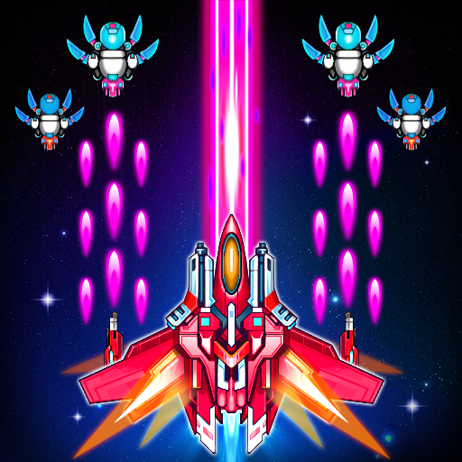 Galaxy Shooter 3.1.0  (Mod Unlimited Crystals)