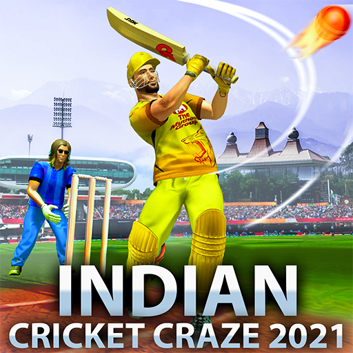 League of Indian Cricket Games-Real Cricket Craze 1.1 (Mod Unlimited Money)