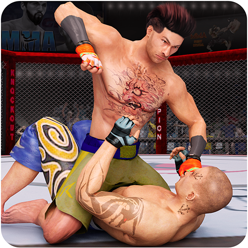 Martial Arts Training Games: MMA Fighting Manager 1.1.8 (Mod Unlimited Money)