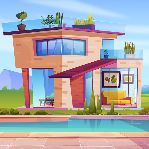 Merge Decor – House design and renovation game 1.0.11 (Mod Unlimited Money)