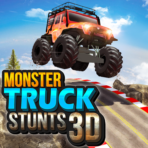 Monster Truck Game: Impossible Car Stunts 3D 1.1.0 (Mod Unlimited Special Pack)