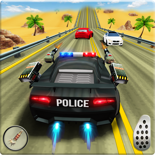 Police Highway Chase Racing Games – Free Car Games  (Mod Hand full of gold NO ADS) 1.3.9