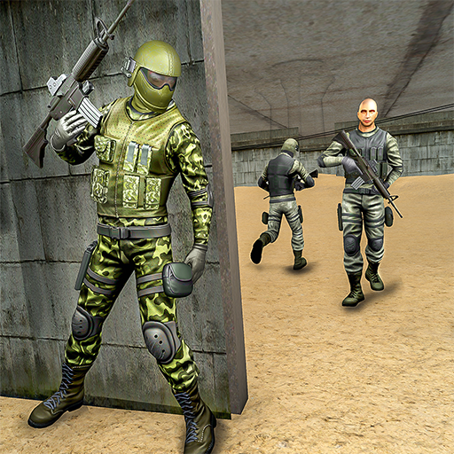 Real Commando Secret Mission: Army Shooting Games 1.0.10 (Mod)