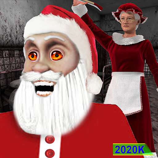 Scary Santa Granny Chapter 2 – Escape Horror House 1.7 (Mod Unlimited Money)