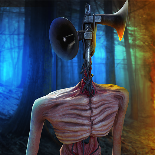 Siren Head Scary Horror Forest Story 1.4  (Mod Unlimited Money)