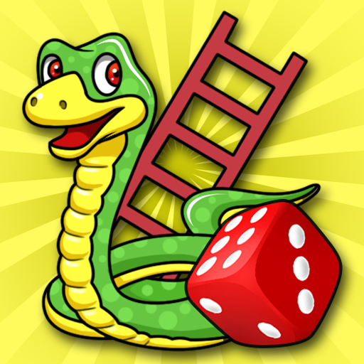 Snakes & Ladders: Online Dice!  (Mod Unlimited Money) 2.3.22