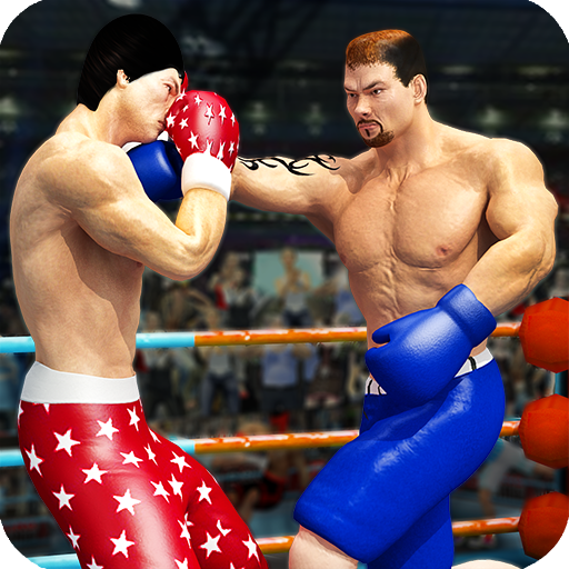 Tag Team Boxing Game: Kickboxing Fighting Games 2.9 (Mod Unlimited Money)