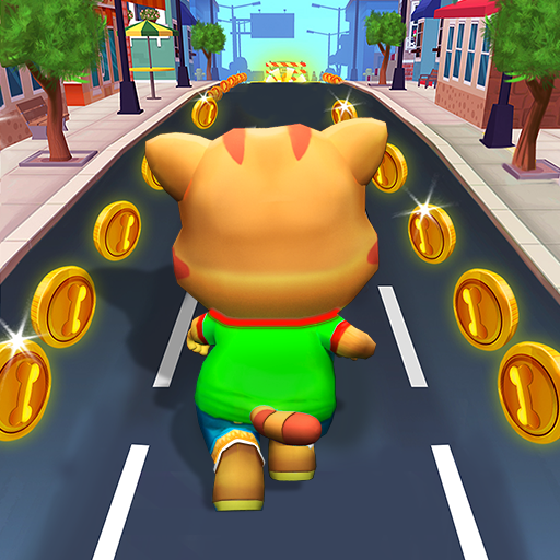 Tricky Cat Chase: Endless Run 3.2 (MOD, Unlimited dynamite)