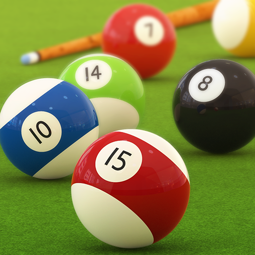 3D Pool Master 8 Ball Pro  1.5.7 (Mod Unlimited Spins)