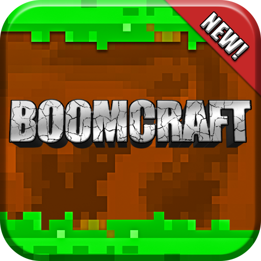 BoomCraft 60 (MOD, Unlimited Coins)