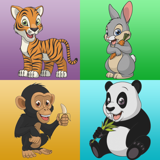 Brain game with animals  1.0.72 (Mod Unlock All Images)