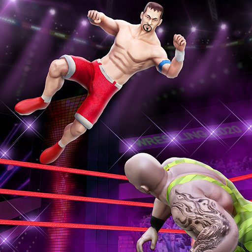 Cage Wrestling Games: Ring Fighting Champions 1.1.9 (Mod)