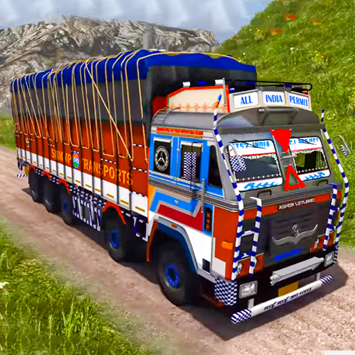 Cargo Delivery Truck Offroad: New Truck Games  0.1 (MOD)