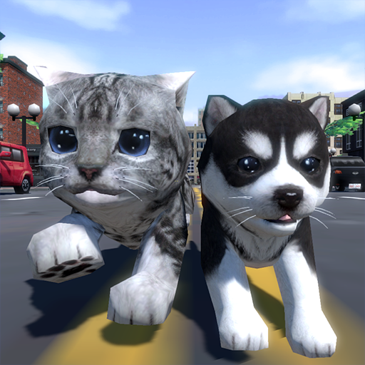 Cute Pocket Cat And Puppy 3D 1.0.8.2 (Mod)