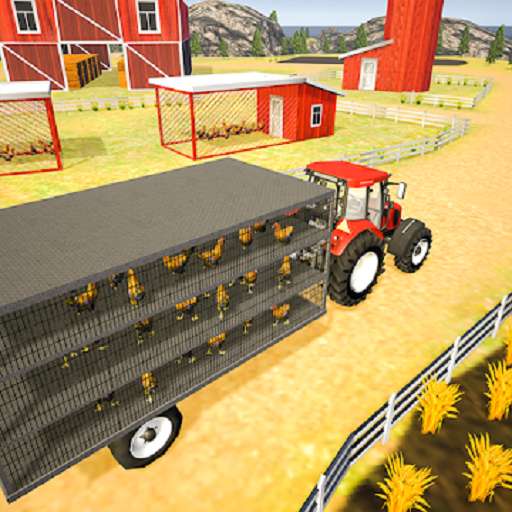 Farming Simulation Modern 22 Tractor 1.0.8 (Mod Unlimited Coins)